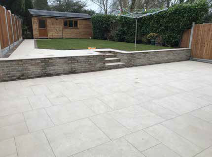 Patios Brentwood